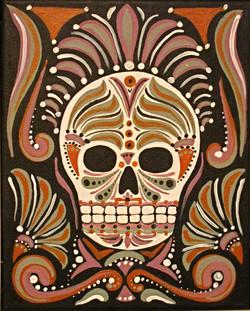 Man Skull