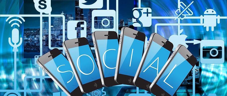 Website & social media team
