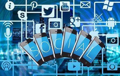 Website & social media development