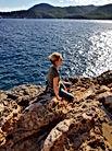 Ellen Ibiza wandeling Xarraca