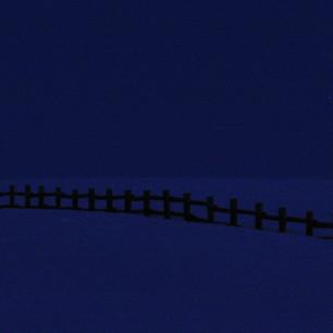 Fenced Moon