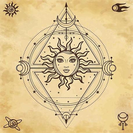 fondo-misterioso-sol-con-un-rostro-human