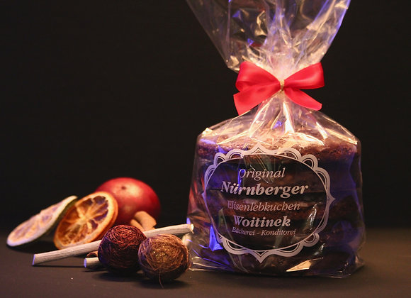 5 Original Nürnberger Elisen-Lebkuchen