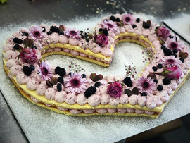 Naked Cake Torte