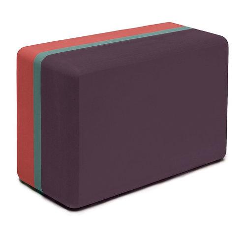 Bloc en Foam Recyclé - 3 couleurs (indulge)