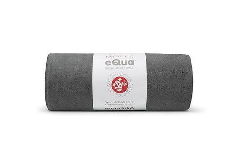 eQua® serviette éponge - Gris