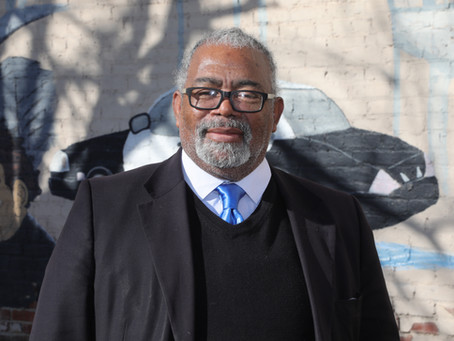 Former Omaha City Council member Fred Conley announces his candidacy to replace Sen. Ernie Chambers