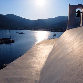 Athènes - Cyclades : itinéraire et carnet pratique