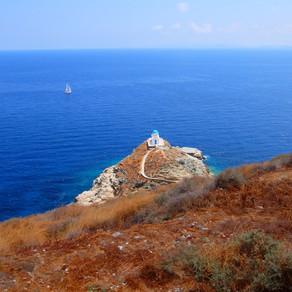 Sifnos, coup de coeur dans les Cyclades 💙