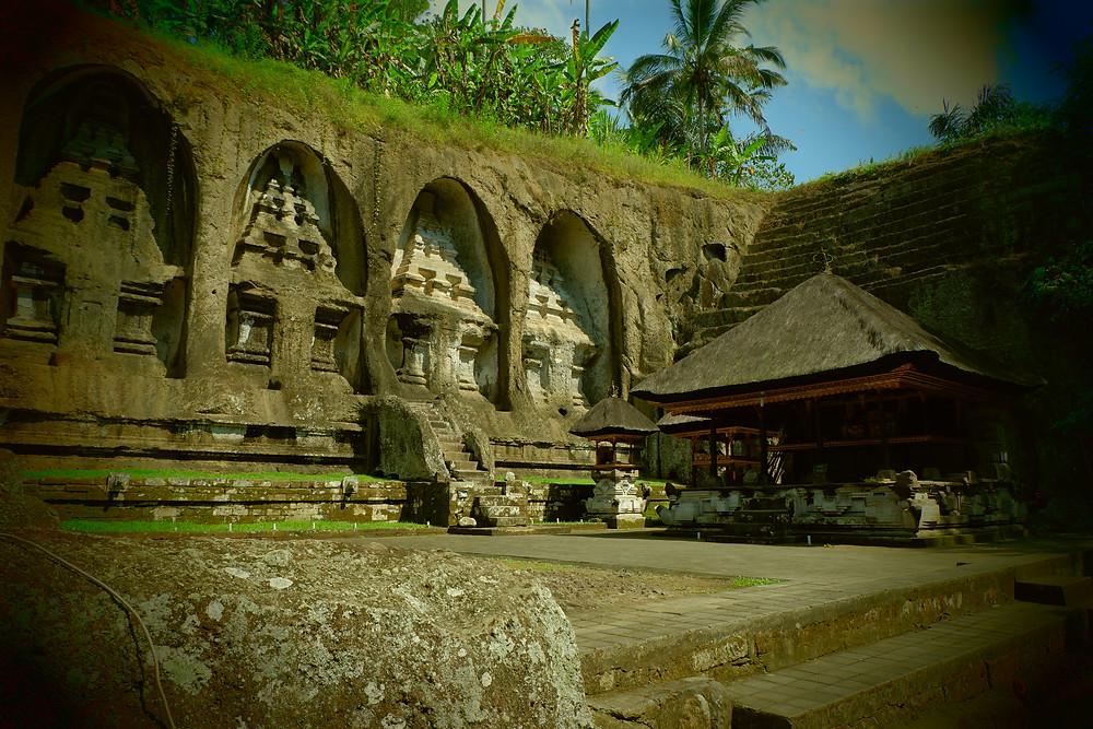 Gurung Kawi Ubud Bali voyage en famille