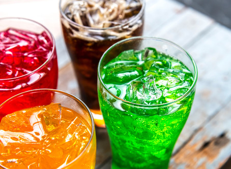5 reasons why you should cut down on Fizzy drinks.