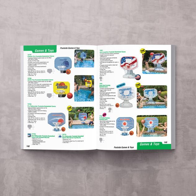 Poolmaster Catalog Spreads