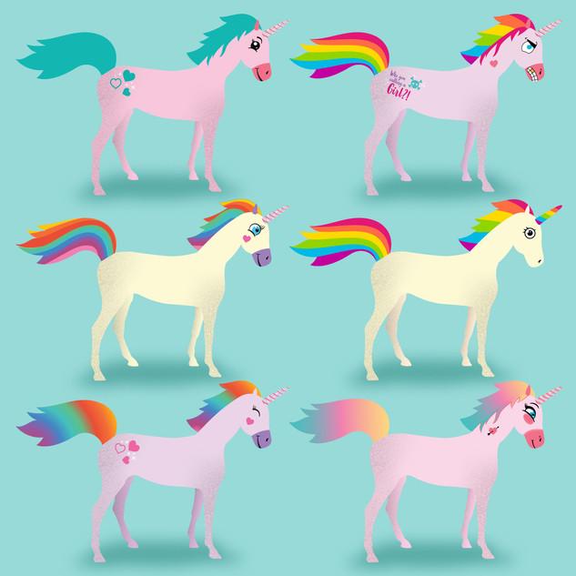 Many Unicorn