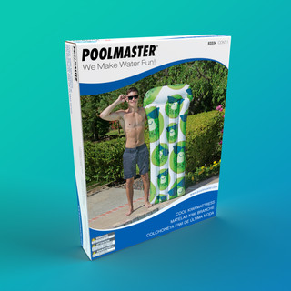 Cool Kiwi Mattress From Poolmaster