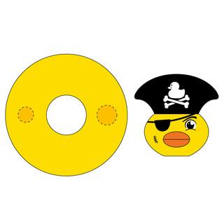 Pirate Duck Tube