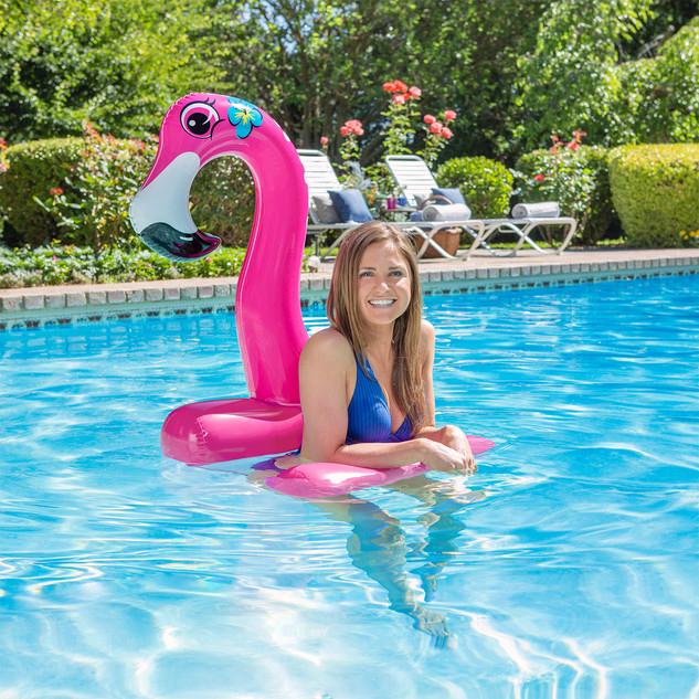 Flamingo Saddle Seat