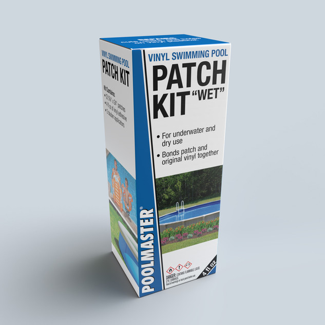 Vinyl Patch Kit From Poolmaster