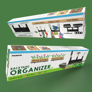 Backyard Organizer for Poolmaster