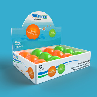 Skipping Balls Display for Poolmaster