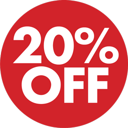 Enjoy 20% off food orders during September. Monday-Thursday  Advance bookings only.