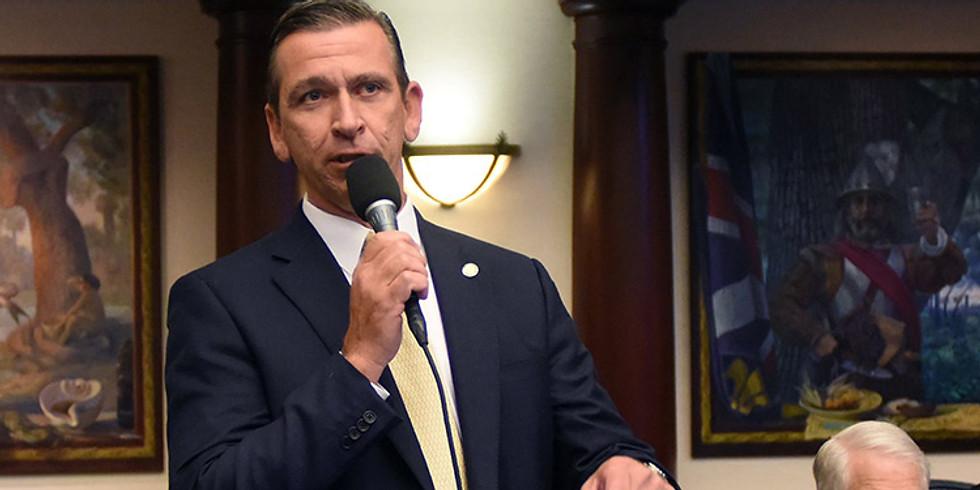 Meet, Greet and Support Bob Rommel - Florida House of Representatives