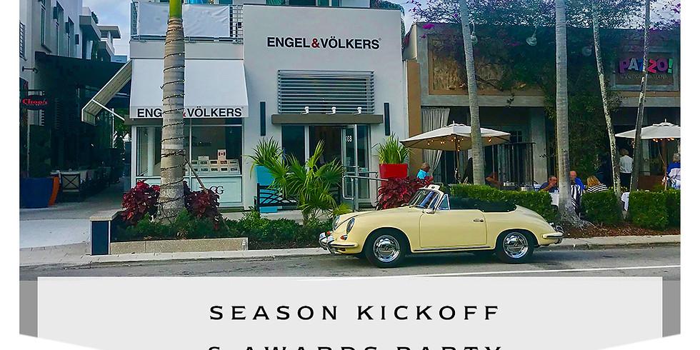 Season Kickoff & Awards Party