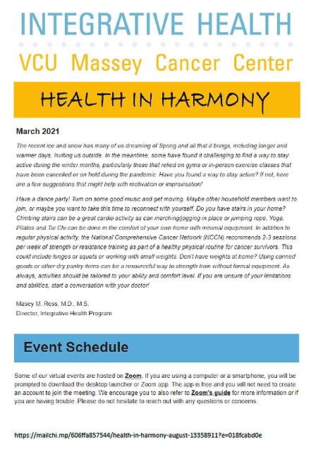 Integrated Health-VCU Massey-March2-COVE