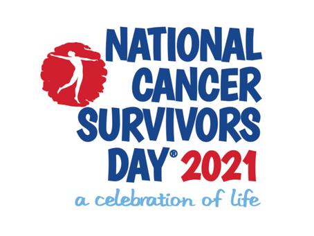 National Cancer Survivors Day - June 6