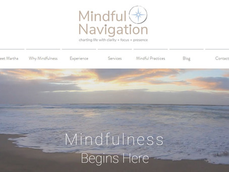 Mindful Navigation - A new service to our community.
