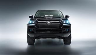 Toyota Land Cruiser Xtreme
