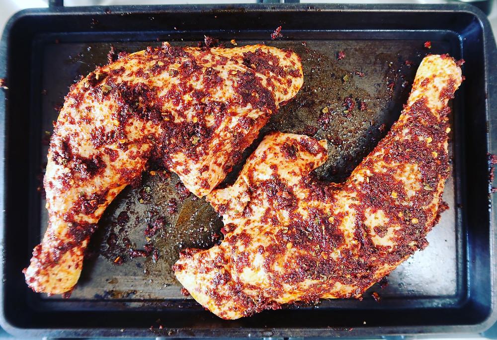 Sumac Chicken
