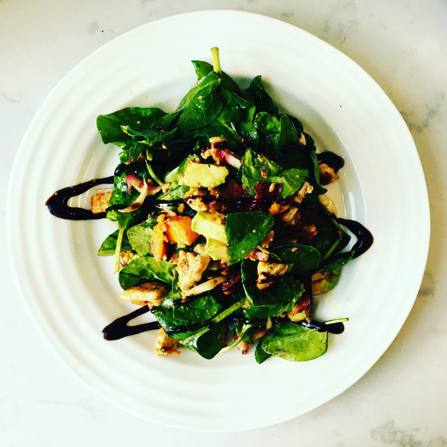 The Man Salad