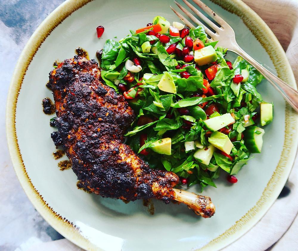 Spicy Sumac Chicken