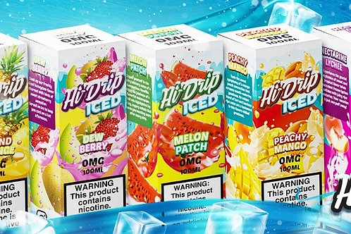 Hi-Drip Iced 100ml