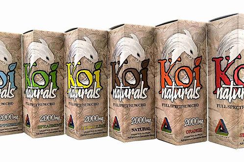 Koi CBD Tinctures (All Flavors)