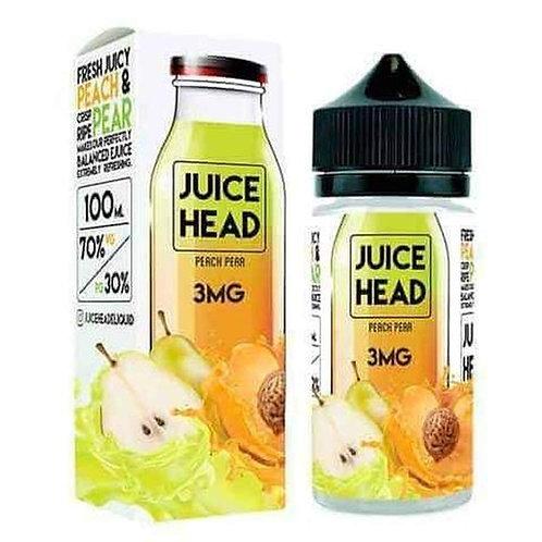 Juice Head Peach Pear
