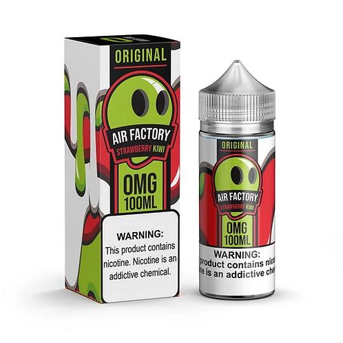 AIR FACTORY  Strawberry Kiwi e-liquid