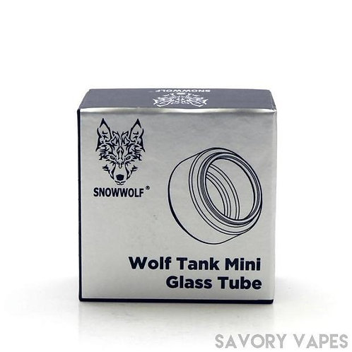 Snow Wolf Mini Replacement Glass