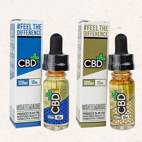CBD FX Hemp Additive 120mg