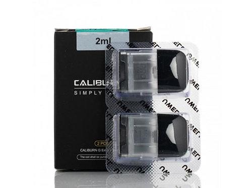 Caliburn G Empty Replacement Pod