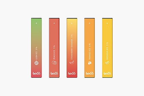 Vaptio Beco Bar Disposables
