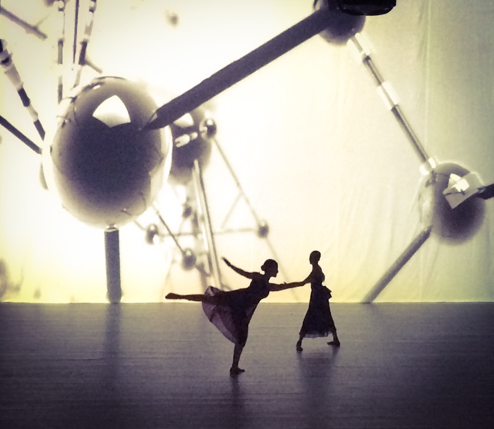 VJ, Dance Alma&Arnon