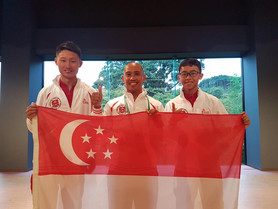 SIMPA Athletes in 2017 Asia/Oceania Championships & Youth Olympic Games Asia/Oceania Qualifiers