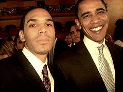 president obama, al walser.jpg