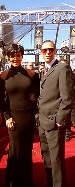 Al Walser and Kris Jener Kardashian