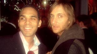 Al Walser and David Guetta