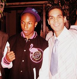 Al Walser and Pharrell