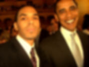 Al Walser with President Barac Obama