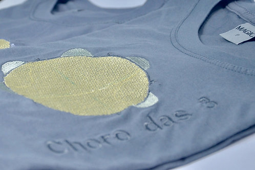 """Camiseta """"Pandeiro Choro das 3"""""""