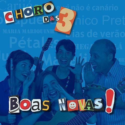 Cd Boas Novas